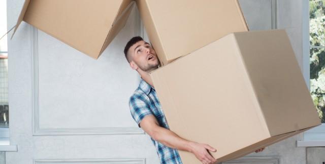 Qui est responsable des biens endommagés durant un déménagement?