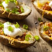 3 délicieuses recettes de pommes de terre