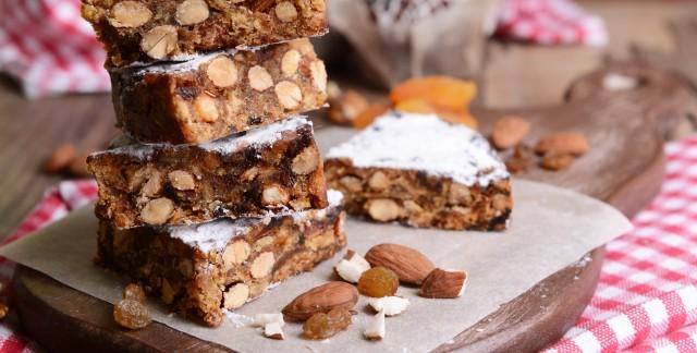 Une délicieuse recette pour des biscuits panforte