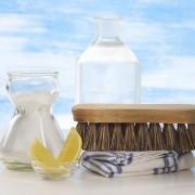 Nettoyer la salle de bain au naturel