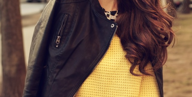 Comment porter la veste en cuir Perfecto