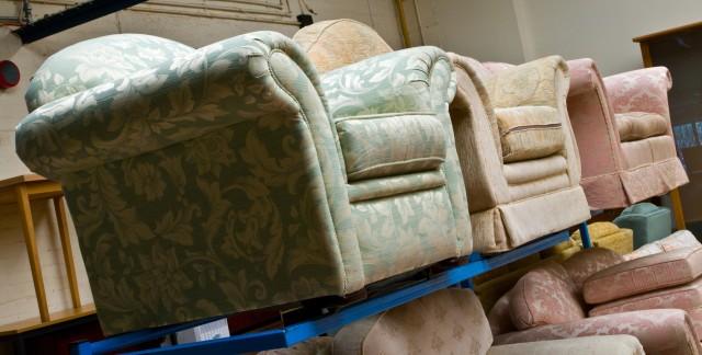 L'entreposage de meubles nécessite certaines précautions