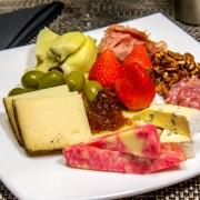 Le parfait plateau de charcuteries et fromages