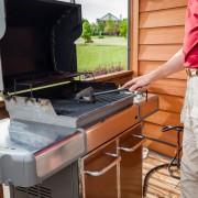 Comment nettoyer un gril au gaz en 4 étapes faciles