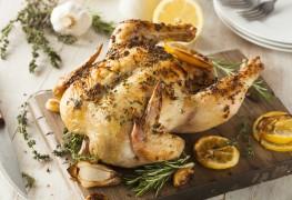 Recette savoureuse de poulet à l'ail