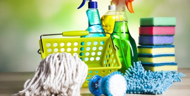 Les indispensables du nettoyage de la maison
