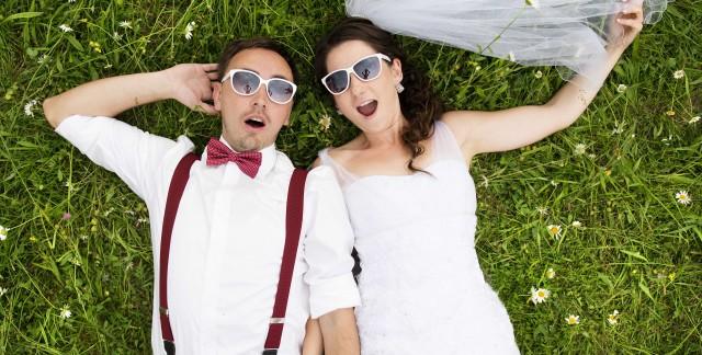 4 façons de rester en santé le jour de votre mariage