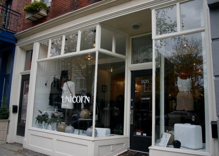 Boutique unicorn montr al portrait de l entreprise for Boutique deco montreal