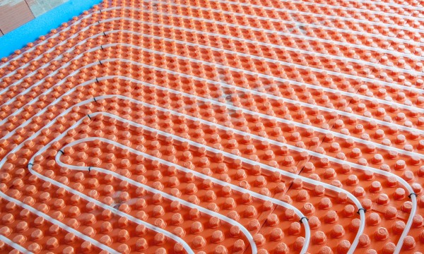 Le plancher chauffant un investissement pour votre confort trucs pratiques - Dalle beton plancher chauffant ...