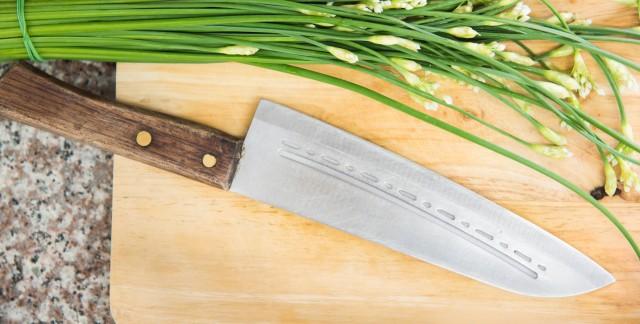 Méthodes faciles pour nettoyer un couteau