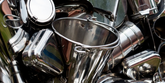 Comment prendre soin des articles ménagers en métal