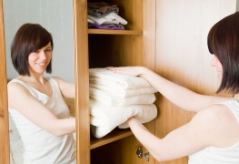 3 conseils simples pour nettoyer et entreposerle linge de maison