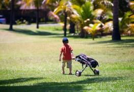 4 conseils pour enseigner le golf aux enfants