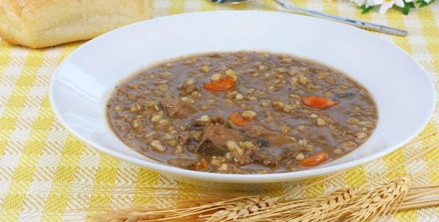 Soupe au b uf italien et l orge la mijoteuse trucs for Arthur quentin cuisine