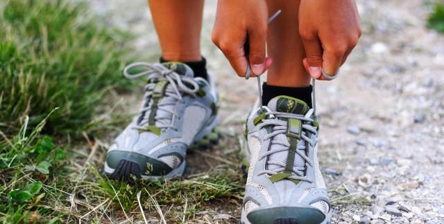 Trouver chaussure de sport à son pied