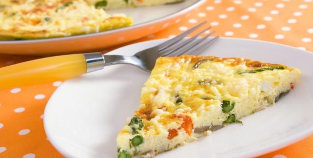 Aidez-vous à contrôler votrepression artérielle avec cette omelette