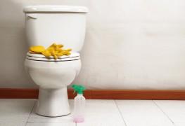 4 solutions faciles pour nettoyer les taches dans le bol de toilette