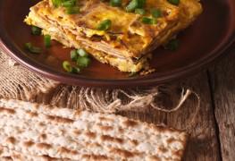 7 collations pour la famille pour la Pâque juive