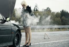 Une auto qui surchauffe n'est pas toujours synonyme de catastrophe