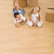 Comment rendre le déménagement amusant pour les enfants