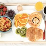 Un déjeuner au lit pour la fête des Mères