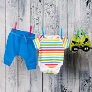 8 vêtements essentiels pour votre nouveau-né