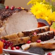 Filet de porc mariné dans la sauce soya