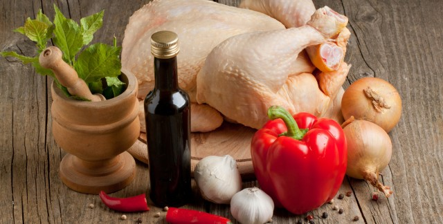 La volaille: une puissante source d'éléments nutritifs