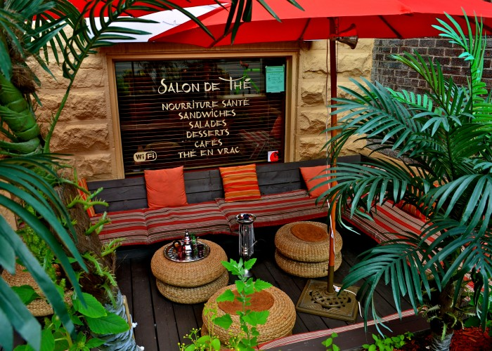 Orienthé Tea Lounge : thés raffinés, accessoires, gâteaux, sandwichs, salades, soupes
