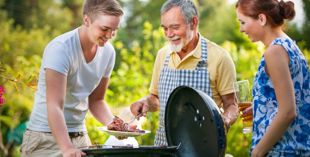 Solutions faciles pourle barbecue