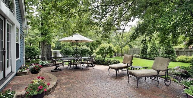 Solutions faciles pour les réparations de patios