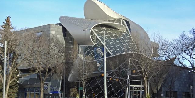5 superbes bâtiments qui représentent la nouvelle architecture d'Edmonton