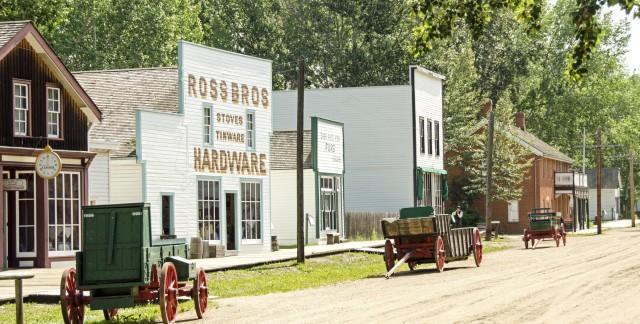 5 merveilles historiques: les musées les plus aimés d'Edmonton