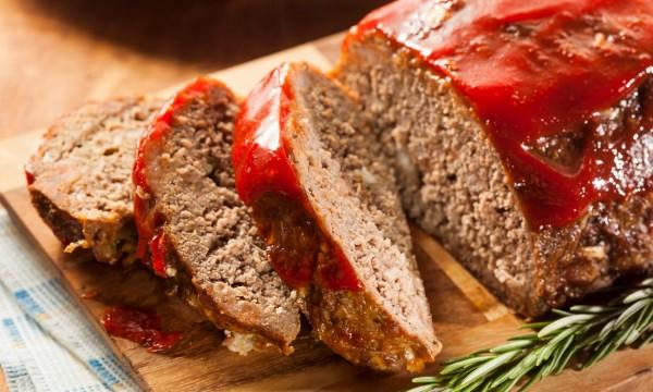 Recette de pain de viande sain et savoureux