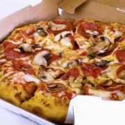 La pizza aux champignons, un plaisir délectable!
