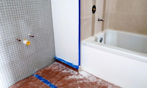 R nover sa salle de bain en quatre tapes trucs pratiques - Renover sa salle de bain ...