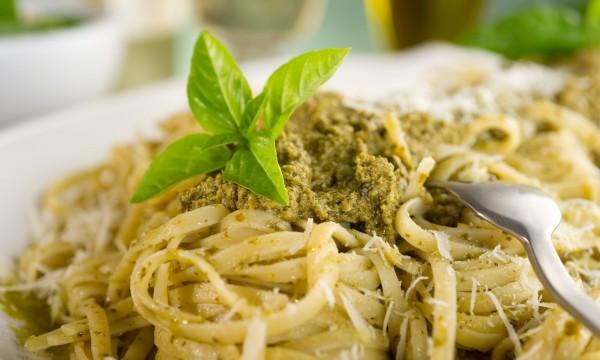 recette facile de p 226 tes au pesto persil et noix et aux haricots verts trucs pratiques