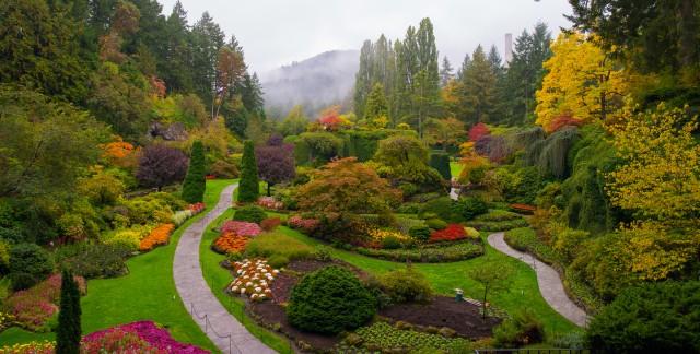 La beauté fleurit dans les meilleurs jardins publics du Canada