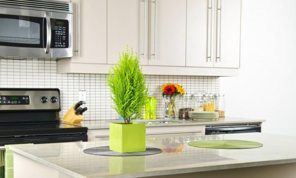 4 façons de maximiser l'espace dans les petites cuisines