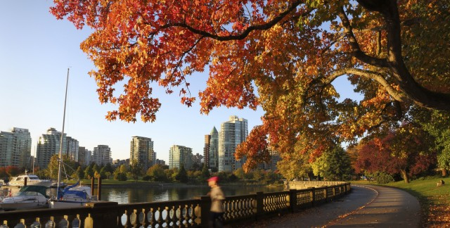 8 excellentes raisons de visiter Vancouver cet automne