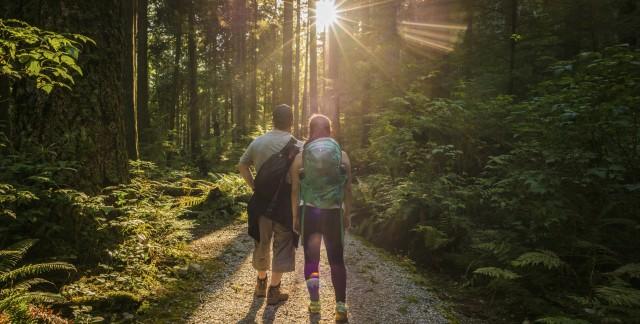 Idées de rendez-vous romantiques à Vancouver