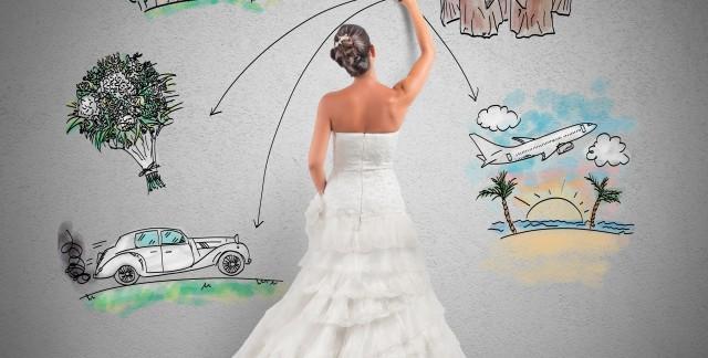 Le matin du jour de votre mariage: 5choses à faire