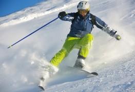 Rester en forme en faisant du ski malgré l'arthrite