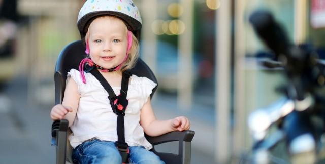 3 conseils pour faire du vélo avec bébé en toute sécurité
