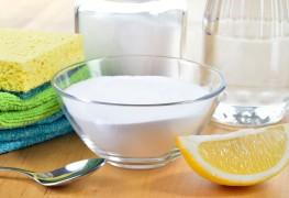 Comment nettoyer votre évier avec du vinaigre?