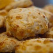 Savoureuse surprise : biscuits au fromage épicé
