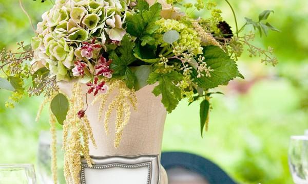 Préparer un centre de table pour votre mariage  Trucs pratiques