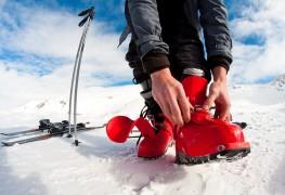 Comment éviter les blessures causées par les chaussures de ski