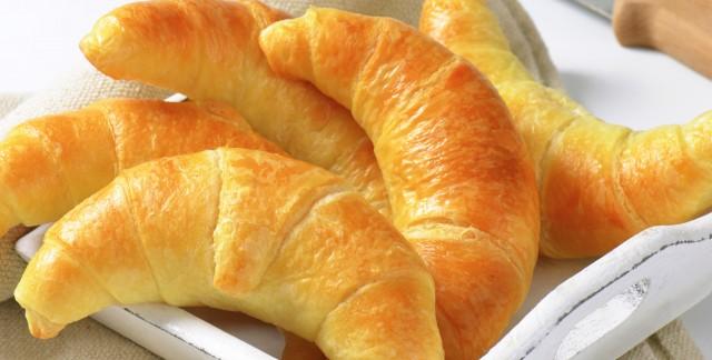 Recette maison de croissants