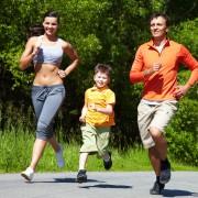 Idées d'exercices pour entretenir la forme de toute la famille